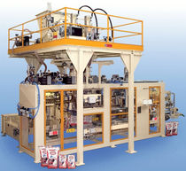 bag filler and sealer for bulk (automatic, open mouth bags) 1 800 p/h | IMF™ Concetti