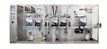 bag filler and sealer for food products (automatic, open mouth bags) 25 - 45 p/min | Swifty series Weighpack