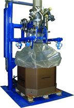 bag in box filler for powders / granulates  Huzap GmbH