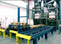 bag weight filler for powders / granulates (big bags) JUMBO  sharppack machines