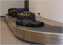 baggage reclaim carousel  Jervis B. Webb