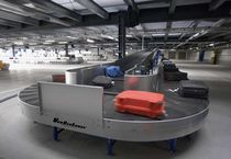 baggage reclaim carousel  VANDERLANDE INDUSTRIES