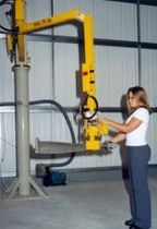 balanced pneumatic manipulator arm  SCM Materials Handling