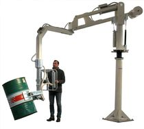 balanced pneumatic manipulator arm max. 600 kg MANIBO