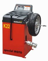 balancing machine for wheels max. 30 kg | K22 series MAROLOTEST