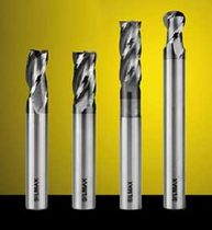 Balinit Alcrona G6 coated carbide end mill  SILMAX