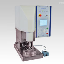 ball bearing contact angle measuring machine  Bussi Demagnetizing Systems