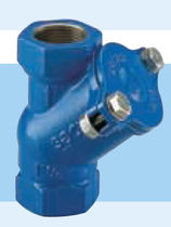"ball check valve 1"" - 2 1/2"", 10 bar 