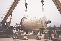 ball mill  British Rema Processing Ltd