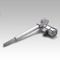 ball screw electric linear actuator (right angle gear box) max. 8 000 N, max. 60 mm/s | CLB 40 SERVOMECH