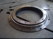 ball slewing ring for civil engineering, excavators, crane ID : 314 - 1094 mm, OD : 955 - 1455 mm THB Bearings
