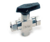 ball valve max. 3 000 psig (20.7 MPa) | MB series Parker Instrumentation Products Division - Europe