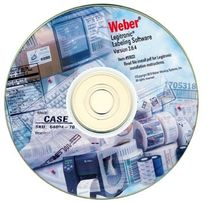 barcode and RFID label design and printing software Legitronic® Weber Marking