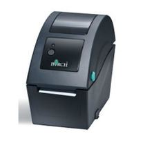 barcode label printer 203 dpi | BP-525D Birch Technology Inc.