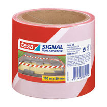barrier warning tape 80 mm | tesa® 58137 Tesa