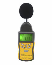 basic sound level meter 40-130 dBA,40-130 dBC, ±1.5 dB | HP-882A    Zhuhai Jida Huapu Instrument Co., Ltd.