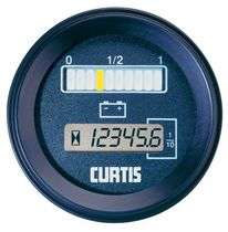 battery discharge indicator 12 - 80 VDC | 803 Curtis Instruments