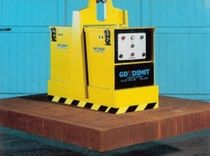 battery-operated electro-permanent lifting magnet max. 1 000 kg GOUDSMIT Magnetic
