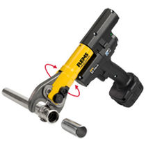 battery-operated pipe crimping tool REMS Mini-Press ACC  REMS