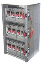 battery system for power applications 48 V, max. 175 A  OutBack Power Systems