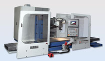 bed type 3-axis CNC vertical milling machine max. 2000 x 900 x 800 mm | FSG  TOS KURIM
