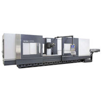 bed type 3-axis vertical milling machine max. 4 500 x 1 000 x 1 000 mm | XPERTA series NICOLAS CORREA