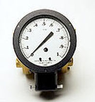 bellows differential pressure gauge BARTON DPU Cameron