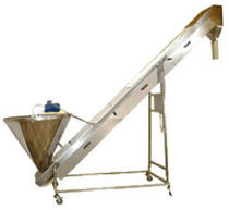 belt conveyor for agro-food industry  Coffee Service Sp. Zoo