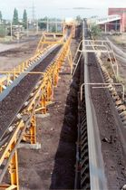 belt conveyor for mining industry max. 3 000 t/h, 630 - 1 400 m | DPD 1600 UNEX