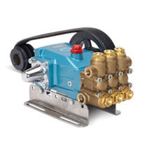 belt drive triplex plunger pump 0.13 - 240 gpm, 100 - 10 000 psi CAT PUMPS®