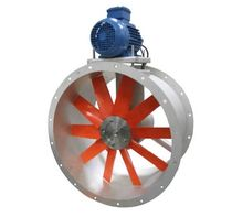 belt driven axial fan 35 m³/s | ADR Almeco