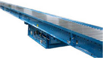 belt driven roller conveyor ABLR  HYTROL