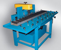 belt grinding machine for glass with roller table ST UNIGRIND CE GLASS INDUSTRIES