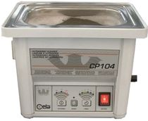 bench top ultrasonic cleaning tank 4 l, 270 W | FCP 104 Standard Bel Air Finishing Supply