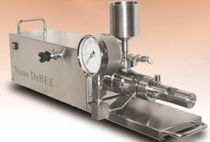 benchtop high-pressure homogenizer 40 - 50 ml/min, 2 070 - 3 100 bar | Nano DeBEE BEE International