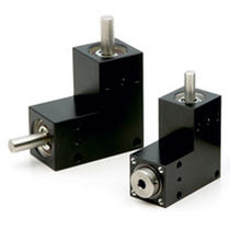 bevel gear reducer  Reliance Precision Mechatronics
