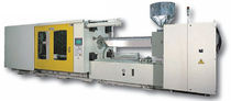 bi-material horizontal hydraulic injection molding machine Forza Series L.K. MACHINERY