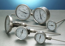 bimetallic dial thermometer  Asiagauge International Company