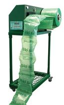 biodegradable air cushion protective packaging machine max. 86 p/min Green Light Products