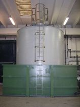 biological wastewater treatment plant SBR TECAM