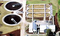 biological wastewater treatment plant TRICYCLE® GVA Gesellschaft für Verfahren der Abwassertechnik mbH & Co. KG