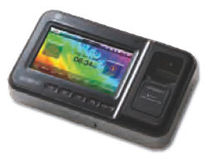 biometric sensor: fingerprint reader VIRDI AC6000SC CIRCONTROL SA