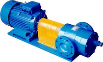 bitumen / asphalt gear pump 460 - 1 330 cc/rev, max. 15 bar | N series Ultra Pompe S.r.l.