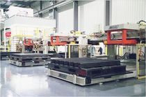 blank stacker / destacker for presses  Atlas Technologies, Inc.