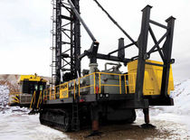 blasthole drilling rig 250XPC Joy Global Surface Mining - P&H Mining Equipment I