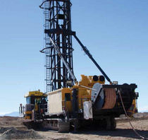 blasthole drilling rig 320XPC Joy Global Surface Mining - P&H Mining Equipment I