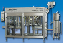 bottle filler for liquids BASELESS Metalnova