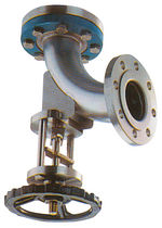 bottom outlet valve X400M, X400T Reg Technology