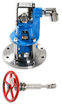 bottom outlet valve max. 6 bar | BV4S/BV4M EMHKAM PUMPS