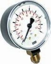 Bourdon tube pressure gauge max. 60 bar ITV